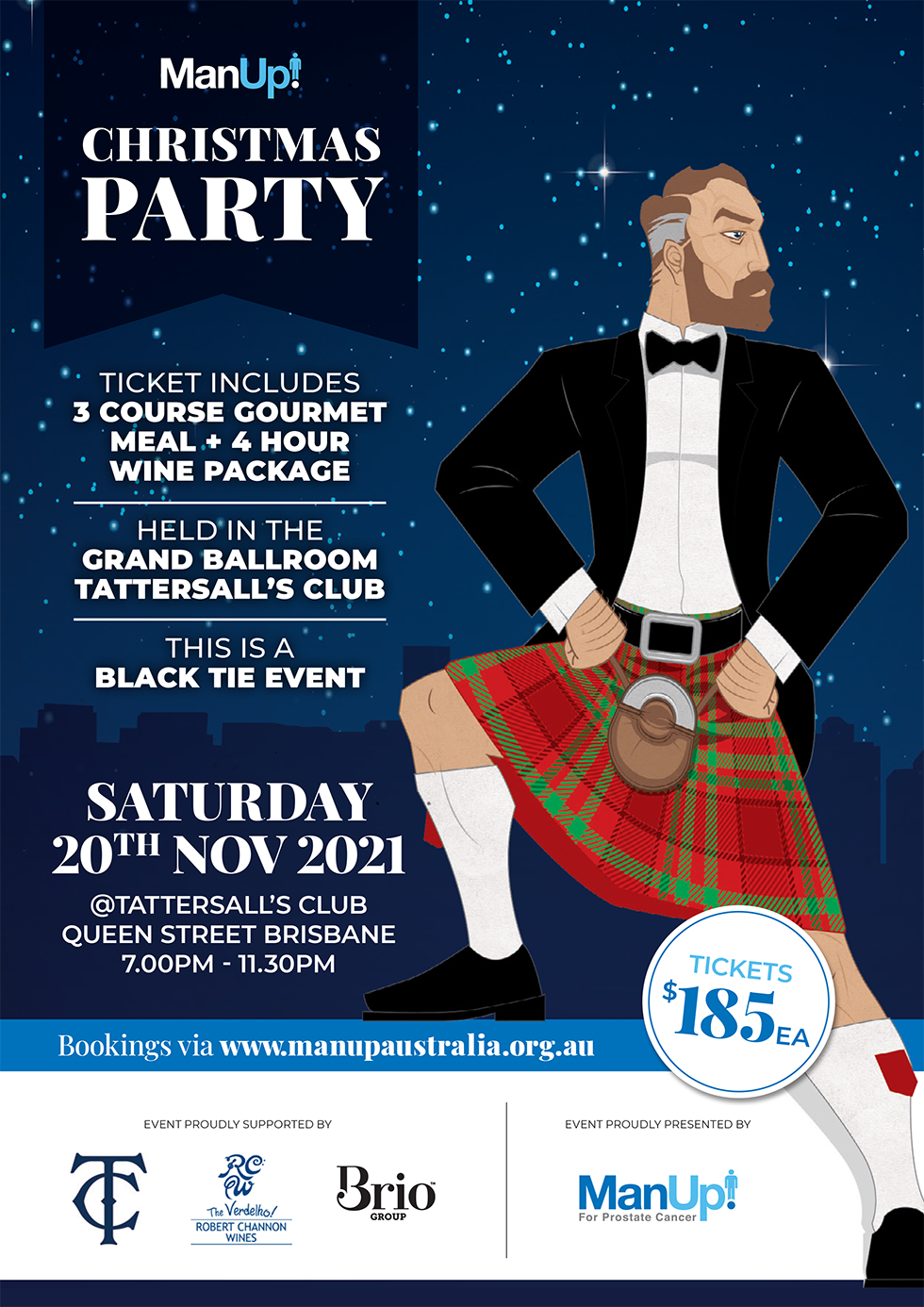 christmas party event 2021