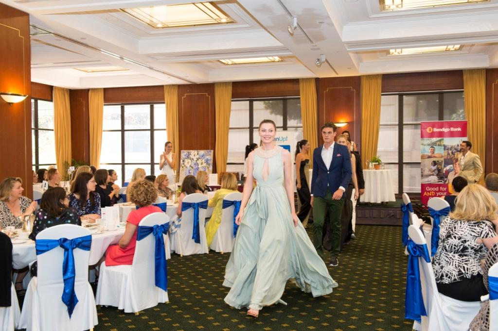 2016 Fashion Parade & High Tea