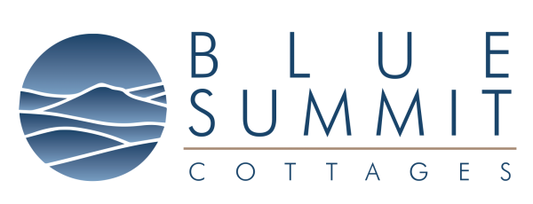 Blue Summit Cottages logo