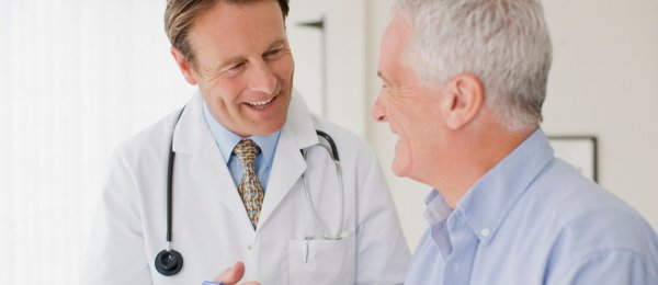 New, more convenient, prostate cancer test.