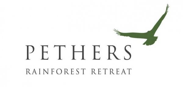 Pethers Rainforest Retreat logo