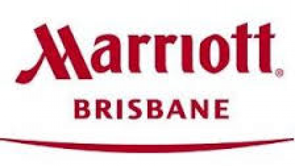 Marriott Brisbane logo
