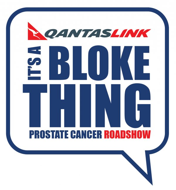 It's a Bloke Thing logo